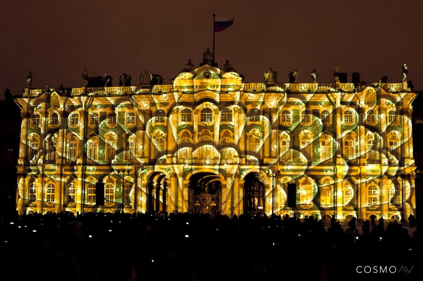 252nd anniversary / Hermitage Museum - St Petersburg