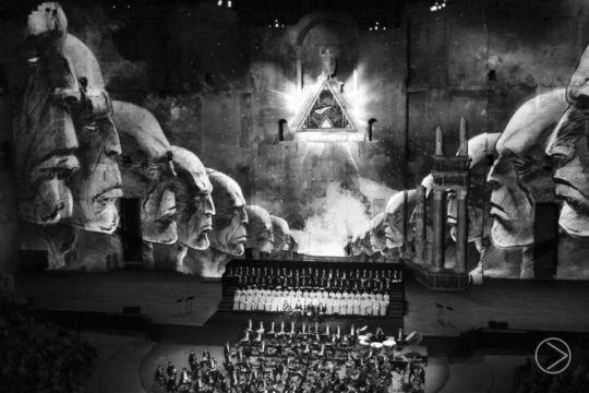 Le Requiem de Verdi - Orange