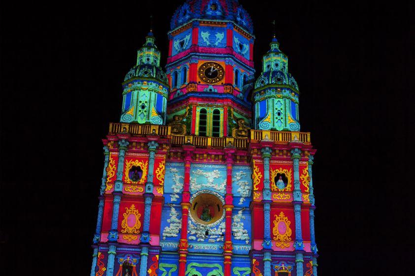 La tour en folie saint amand les eaux octobre 2012 for Arcadim saint amand les eaux