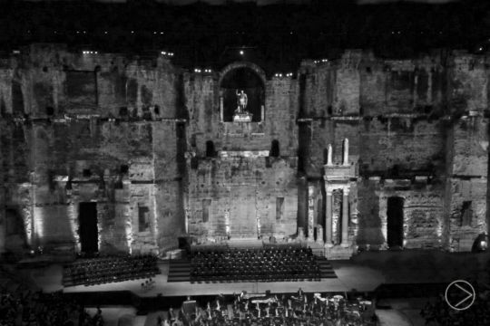Carmina Burana – Roman Theater of Orange