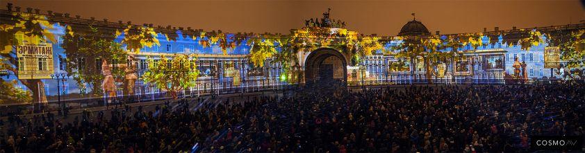 250 ème anniversaire Ermitage - Moscou