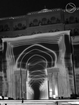 HTC PROJECTIONS, EMIRATES PALACE – Abu Dhabi