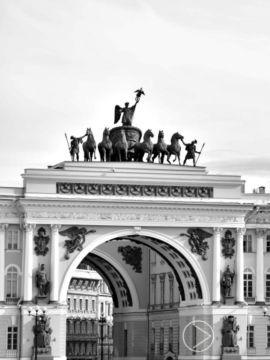 250ème anniversaire du Musée de l'Hermitage - Saint-Pétersbourg