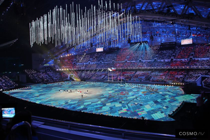 JO Closing Ceremony – SOCHI